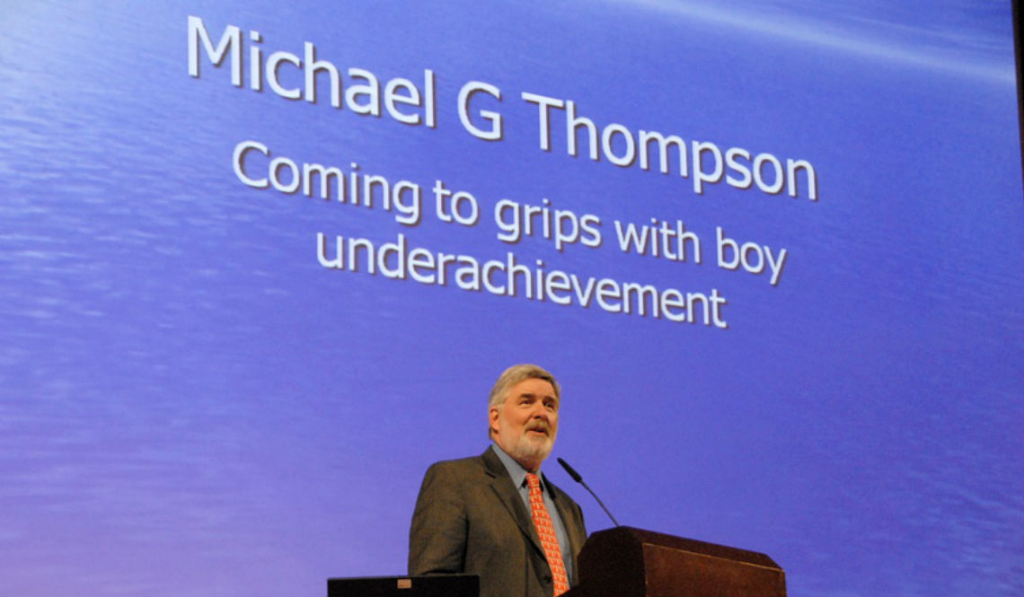 Coming to Grips with Boy Underachievement